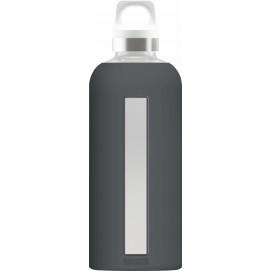 Bouteille Star gris foncé 0,5 L