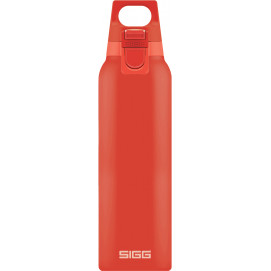 Bouteille isotherme Hot&Cold One rouge 0,5 L