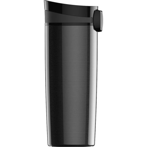 Mug isotherme Miracle noir 0,47 L