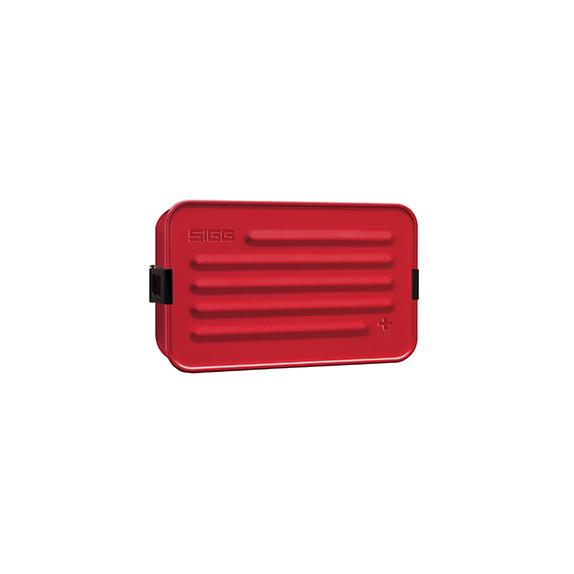 Boîte à repas Metal Box rouge 1,2 L