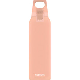 Bouteille isotherme Hot&Cold One rose poudré 0,5 L